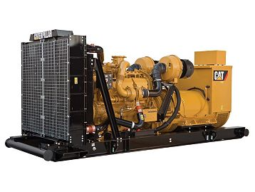 C27 ACERT Tier 2 - Land Production Generator Sets