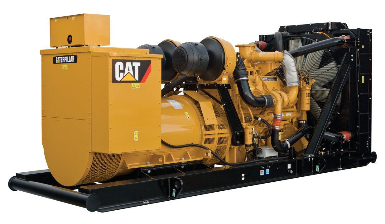 Diesel-Stromaggregat C27ACERT Tier4i für Ölbohranlagen