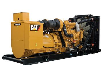 C27 ACERT Tier 4i - Land Production Generator Sets