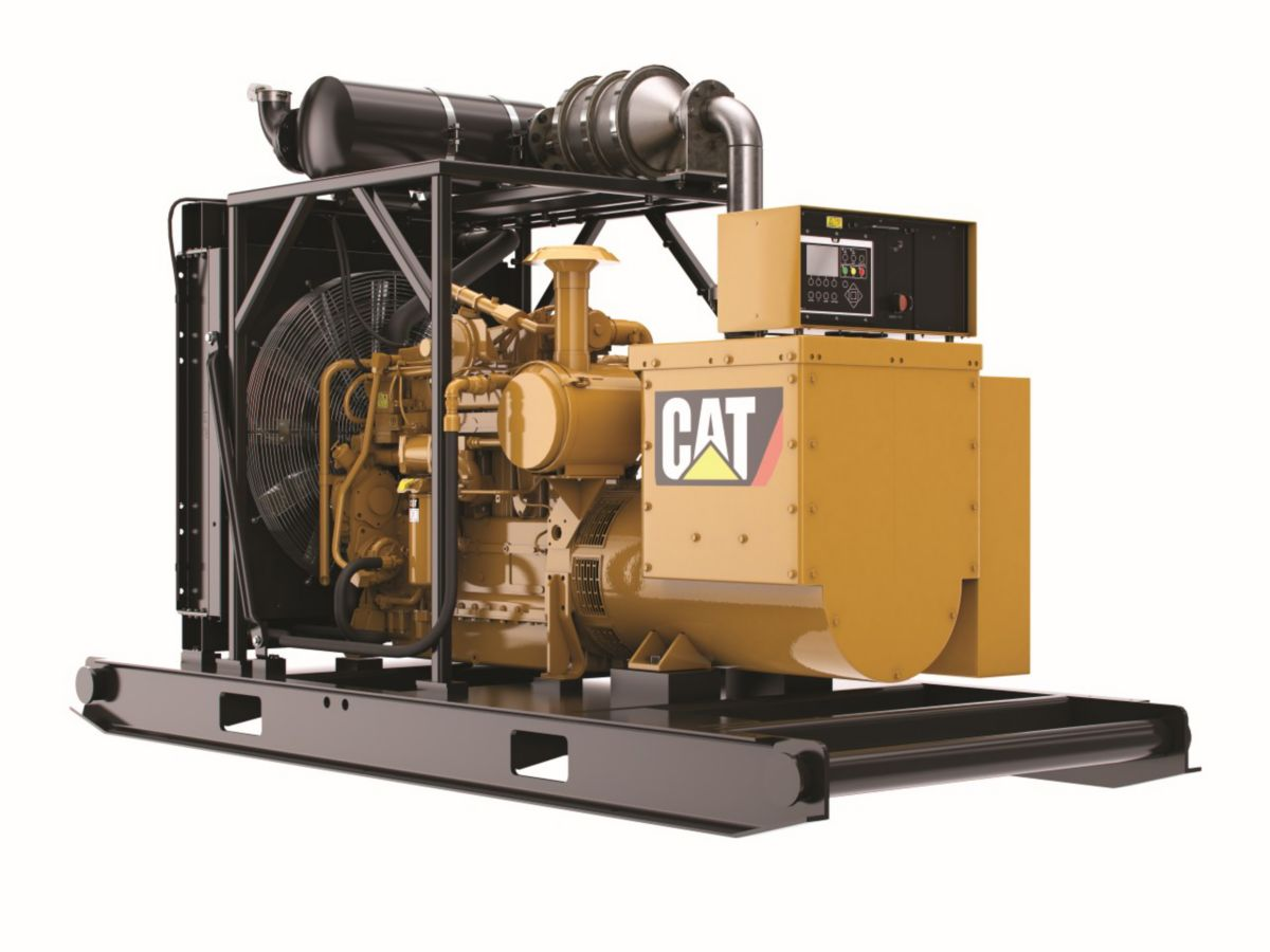 G3306B Oilfield Gas Generator Set
