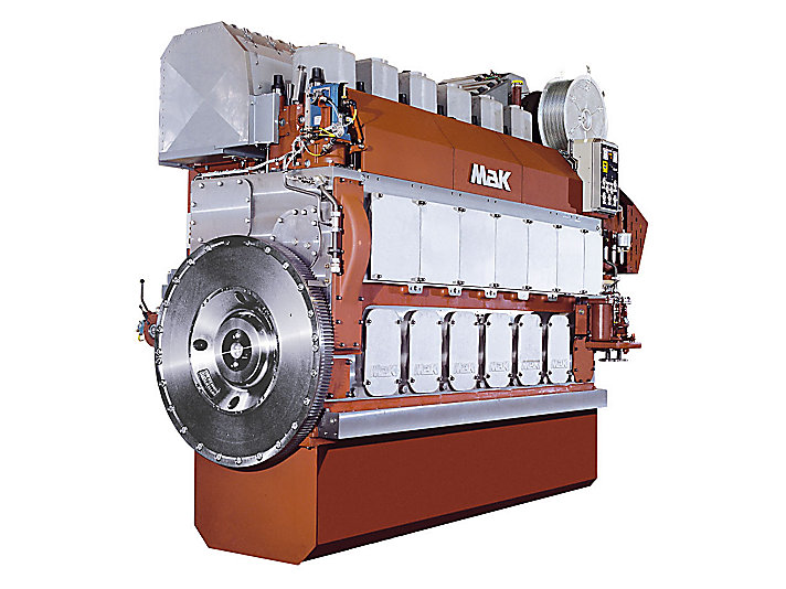 M 25 C Propulsion Engine