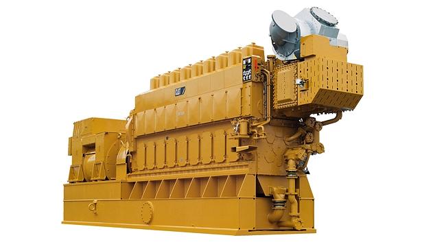 9CM32C Offshore Generator Set