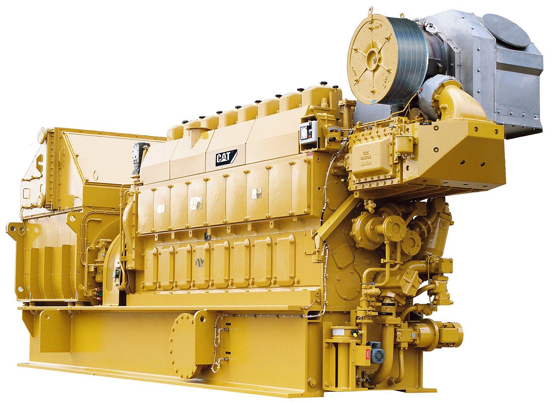 8CM20C Offshore Generator Set