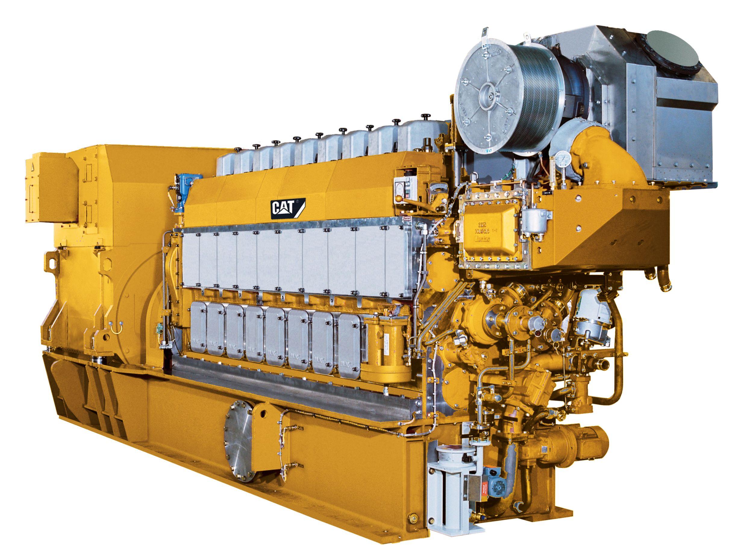 9CM20C Offshore Generator Set