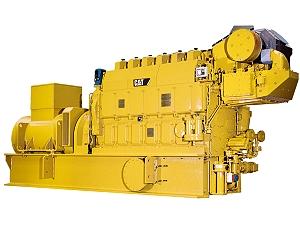 6CM20C Offshore Generator Set