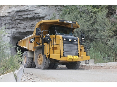 New Caterpillar 770G Off-Highway Truck - Cleveland Brothers Cat