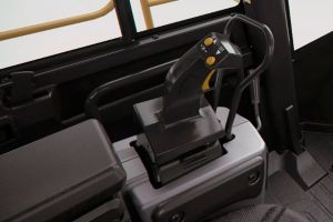Steering and Transmission Integrated Control System (STIC™)