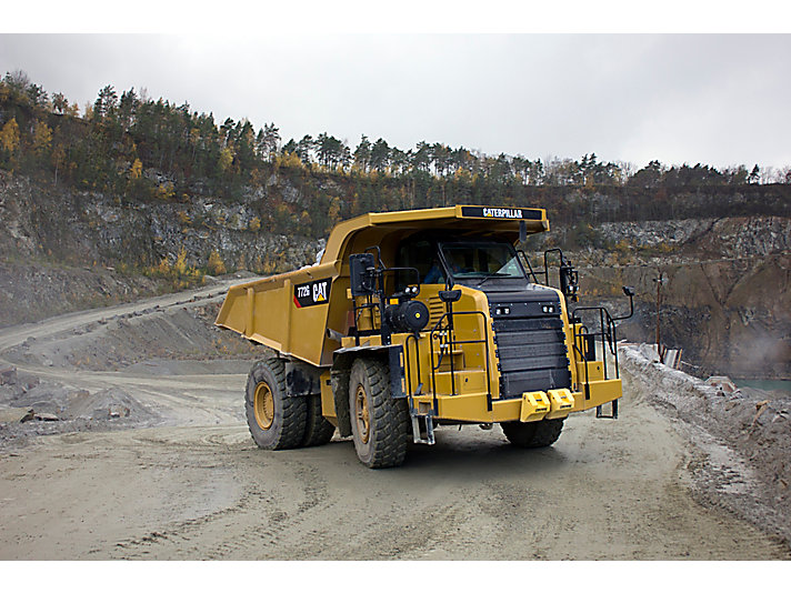 Cat 772g Off Highway Truck Caterpillar