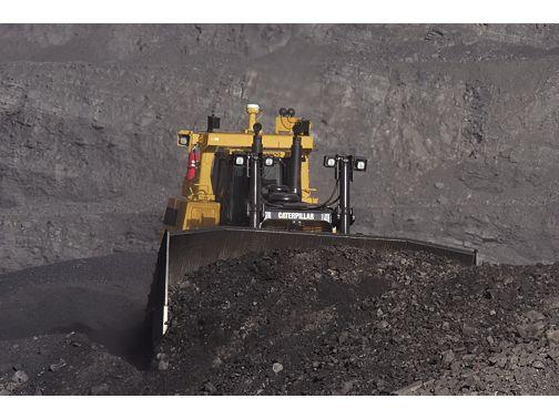 14.8 m³ (19.4 yd³) - Coal U-Blades