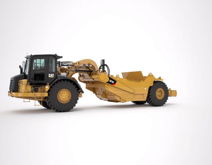 Pelles minières hydrauliques - 621K