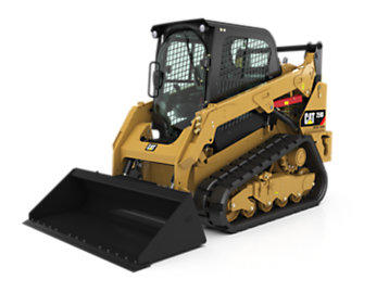 Cat   Introducing the all-new Cat® D Series Compact Loaders