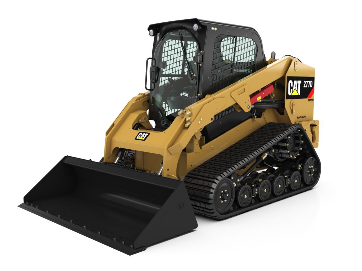 277D Multi Terrain Loader