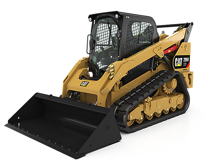 Cat | Compact Track Loaders | Caterpillar