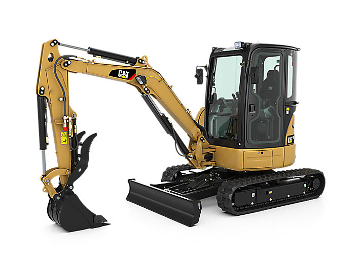 Cat | Mini Excavators | Caterpillar