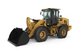 Gallery Small Wheel Loaders
