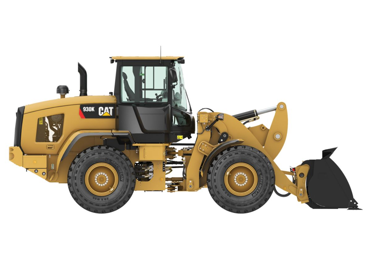 New 930k Wheel Loader Equipment Id 18262632