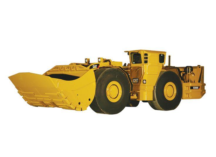 Exploitation minière souterraine: roche dure - R2900G