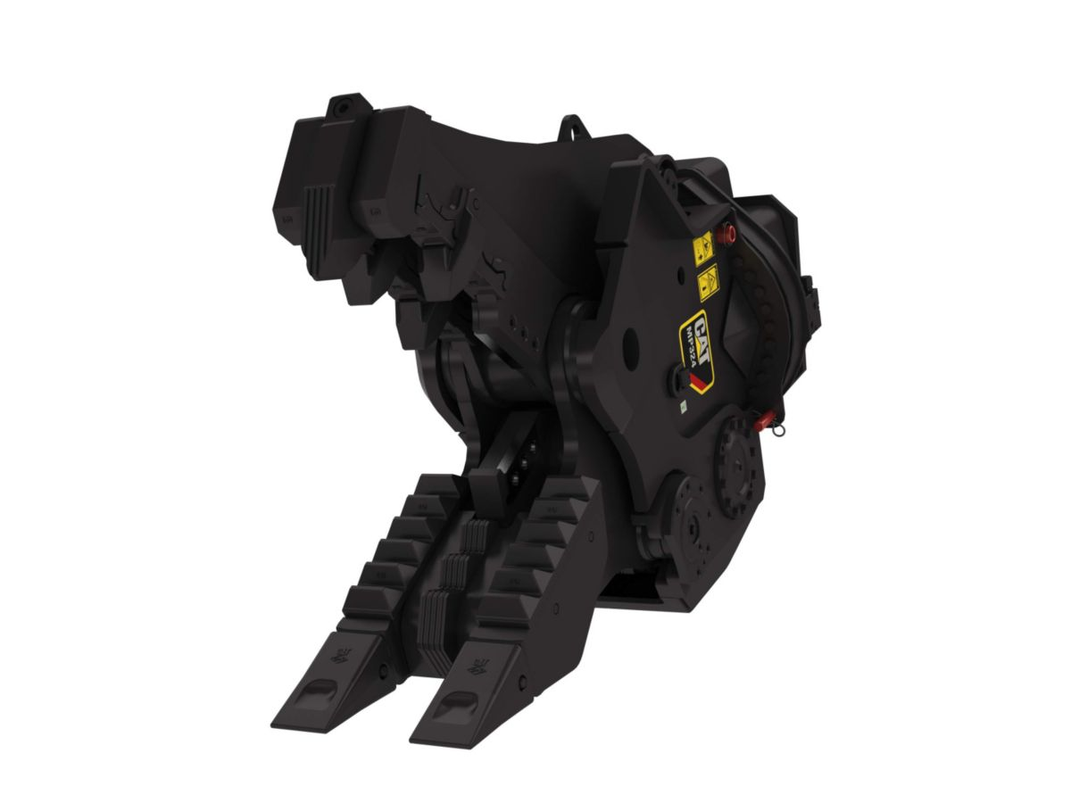 Gallery MP324 Pulverizer Jaw