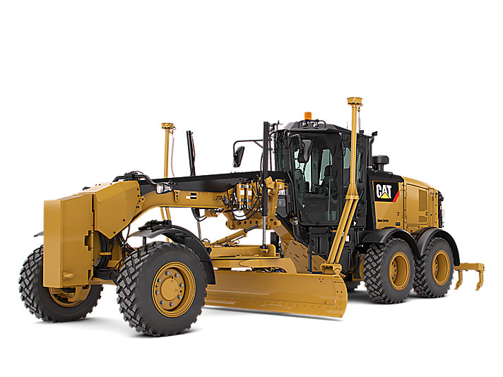 Cat | Motor Graders | Road Graders | Caterpillar