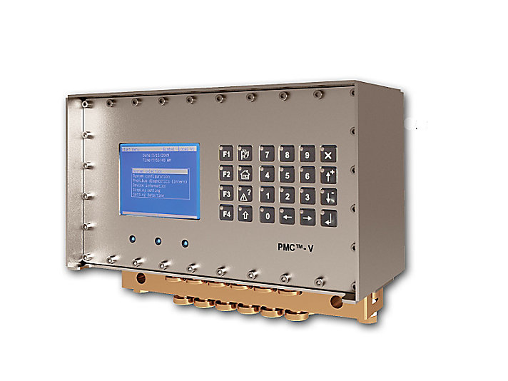 PMC-V Human Machine Interface for PMC-D Drive     - Cat