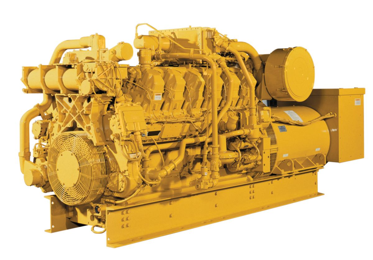 G3512A  Gas Generator Sets