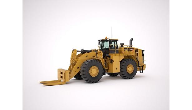 988K Block Handler Wheel Loader
