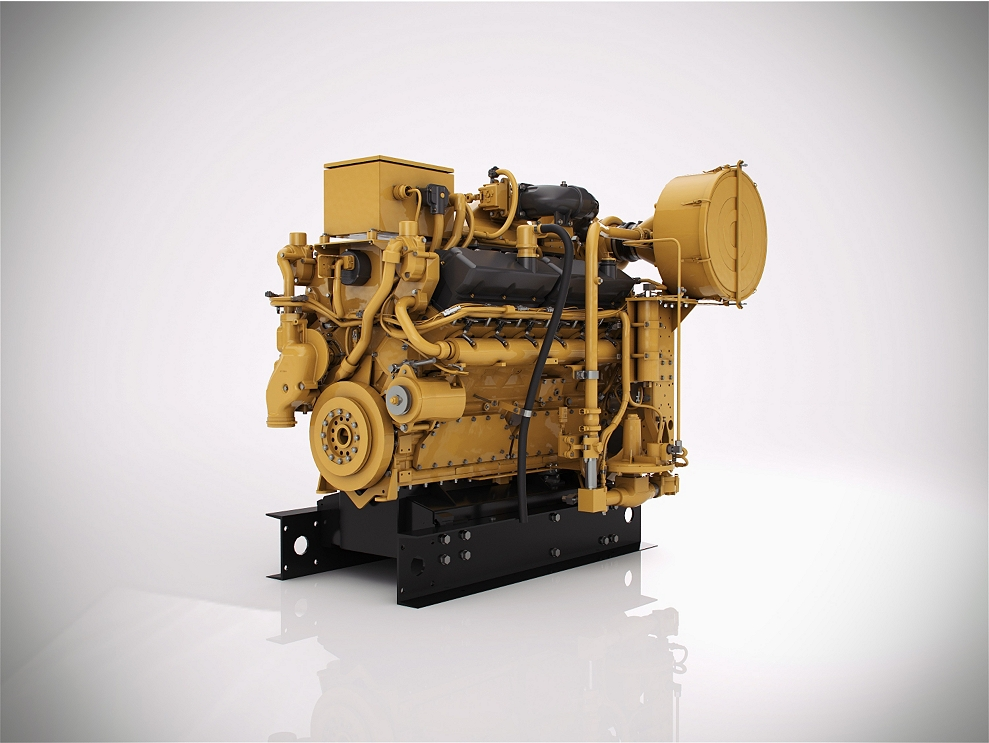 CG137-12 Gas Compression Engine