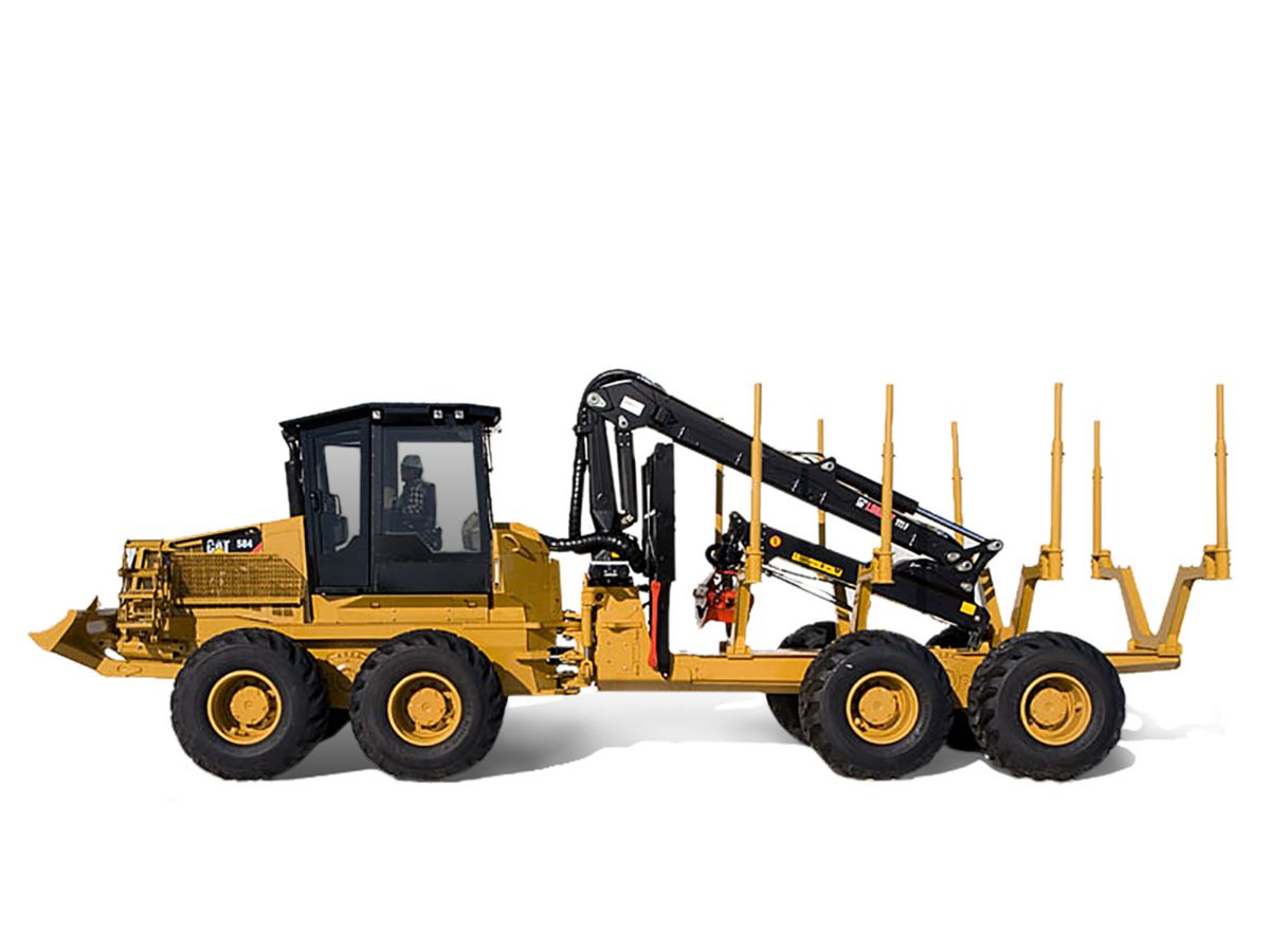 584HD Forwarder