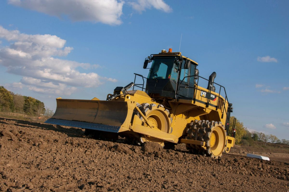 product-825K Soil Compactor