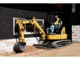 303E CR Mini Hydraulic Excavator