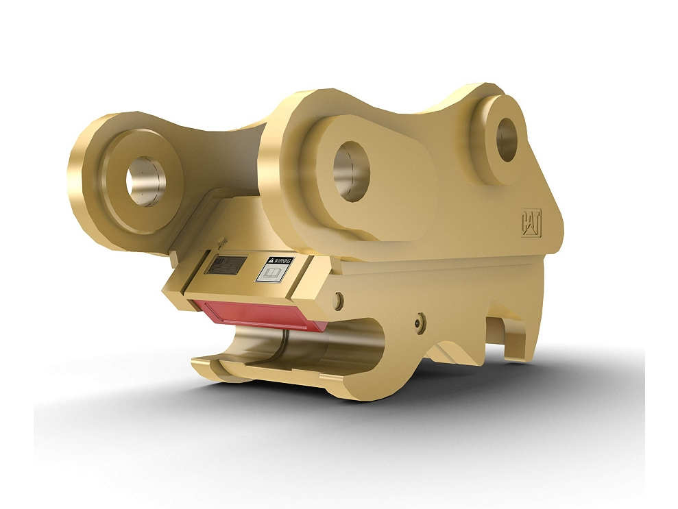 TB-Linkage Pin Grabber Coupler