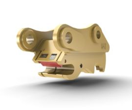 Pin Grabber Excavator Coupler - DB-Linkage