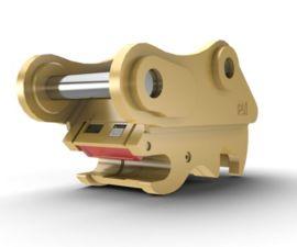 Pin Grabber Excavator Coupler - TB-Linkage, Trenching