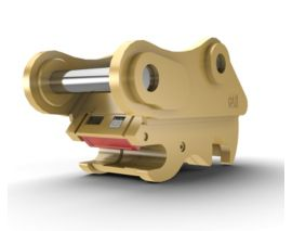Pin Grabber Excavator Coupler - TB-Linkage, Trenching