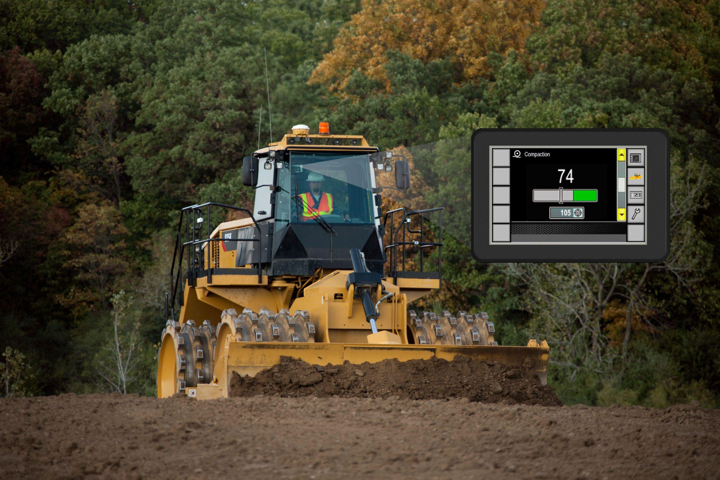 825K Soil Compactor>