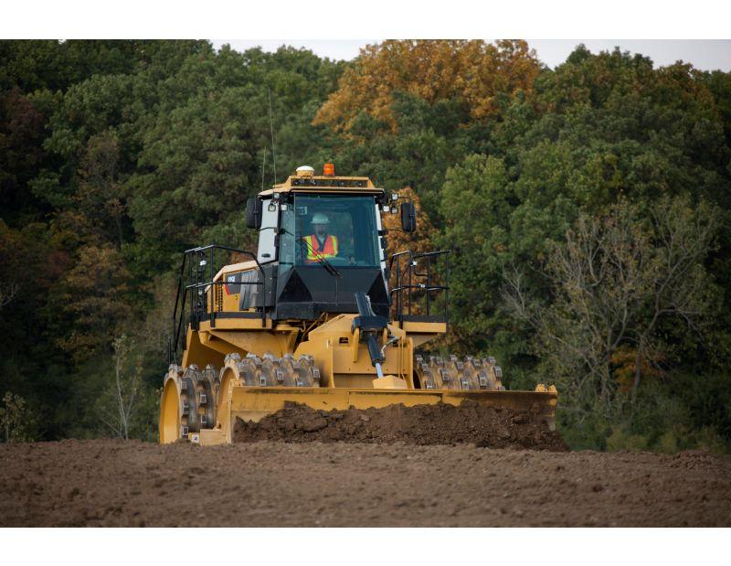 825K Soil Compactor
