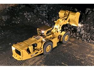 R1300G Underground Mining Load-Haul-Dump (LHD) Loaders