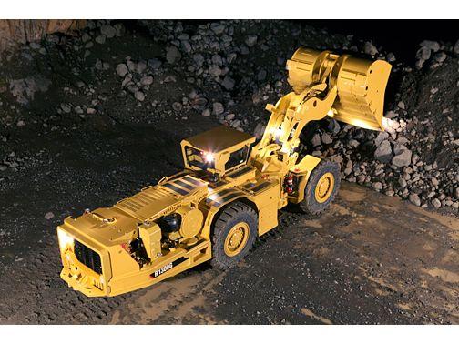 R1300G - Underground Mining Load Haul Dump (LHD) Loaders