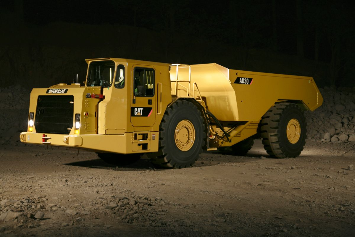 product-AD30 Underground Mining Truck