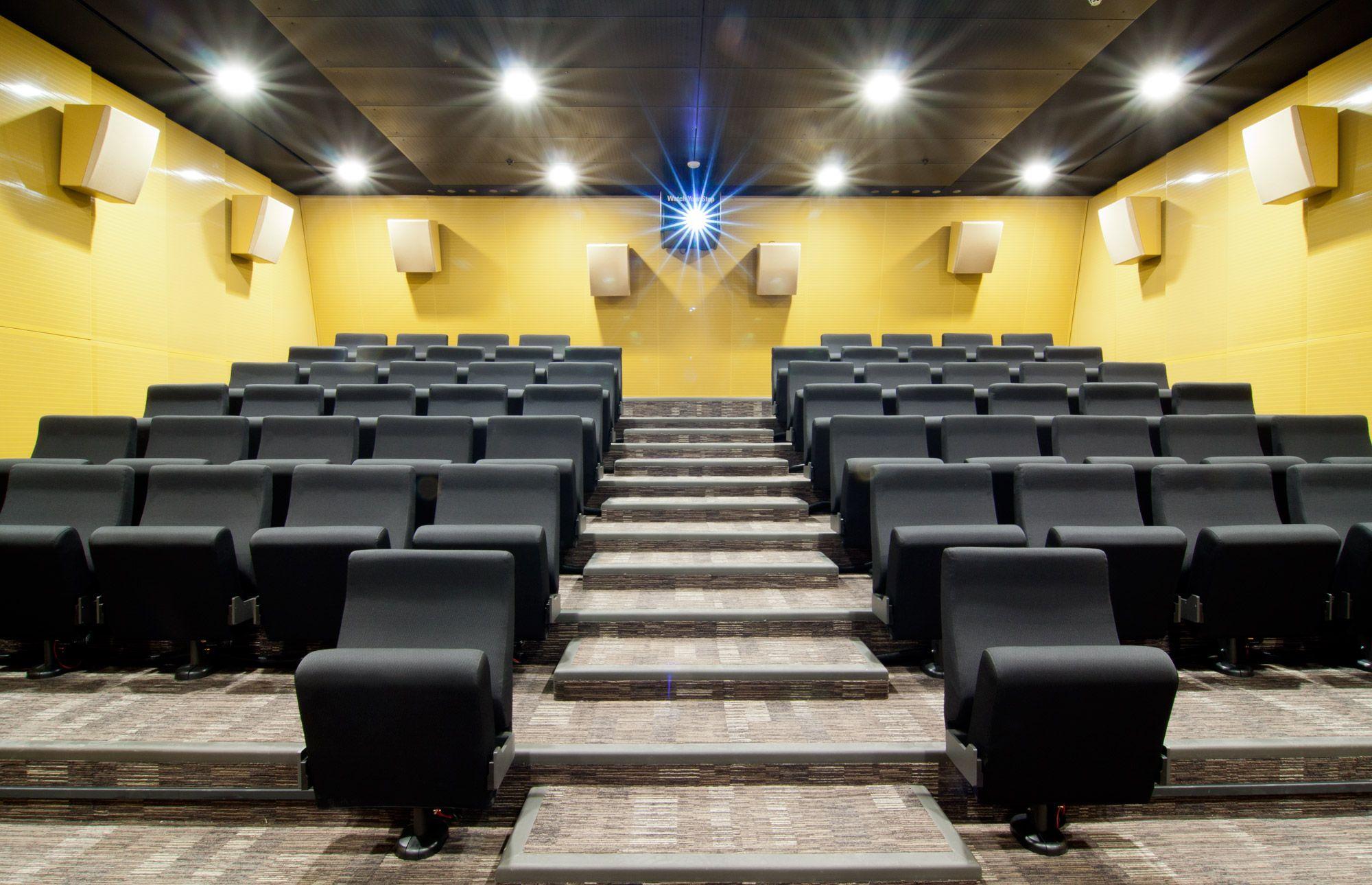 Sala de cine del 797