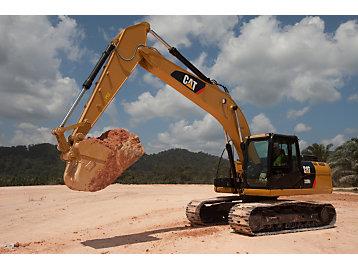 Cat | Cat® 320D Series 2 Hydraulic Excavator Features New