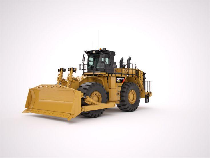 Tracteurs - 844K