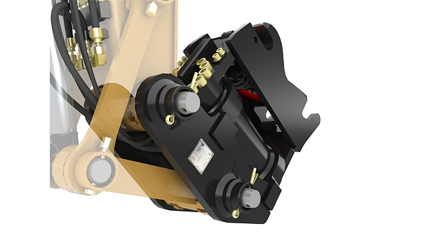 Dual Lock Tilt Coupler