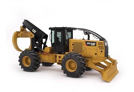 New Cat Skidders For Sale - Specifications - Altorfer