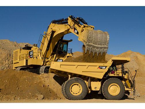 6020B - Hydraulic Mining Shovels
