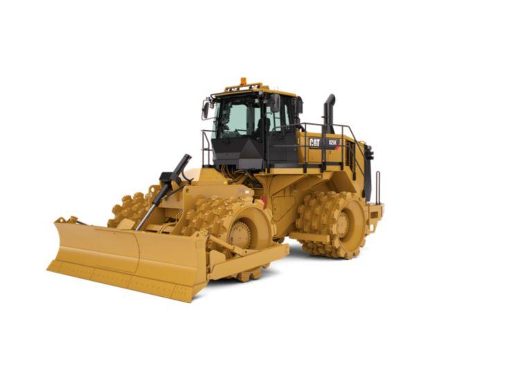 Compactors - 825K