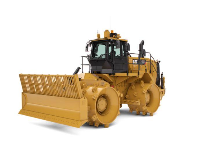 Compactors - 826K