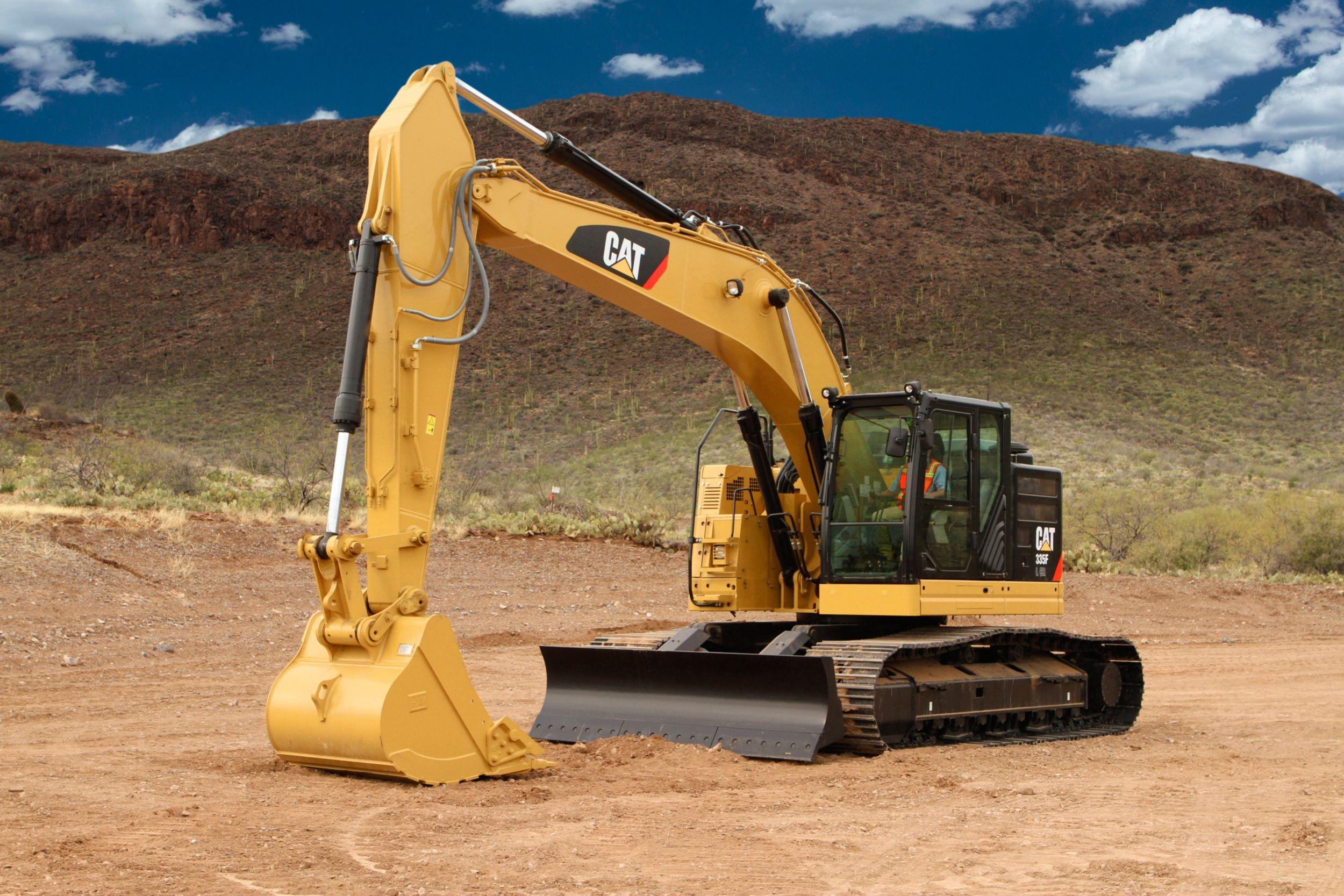 Cat D Excavator Specs