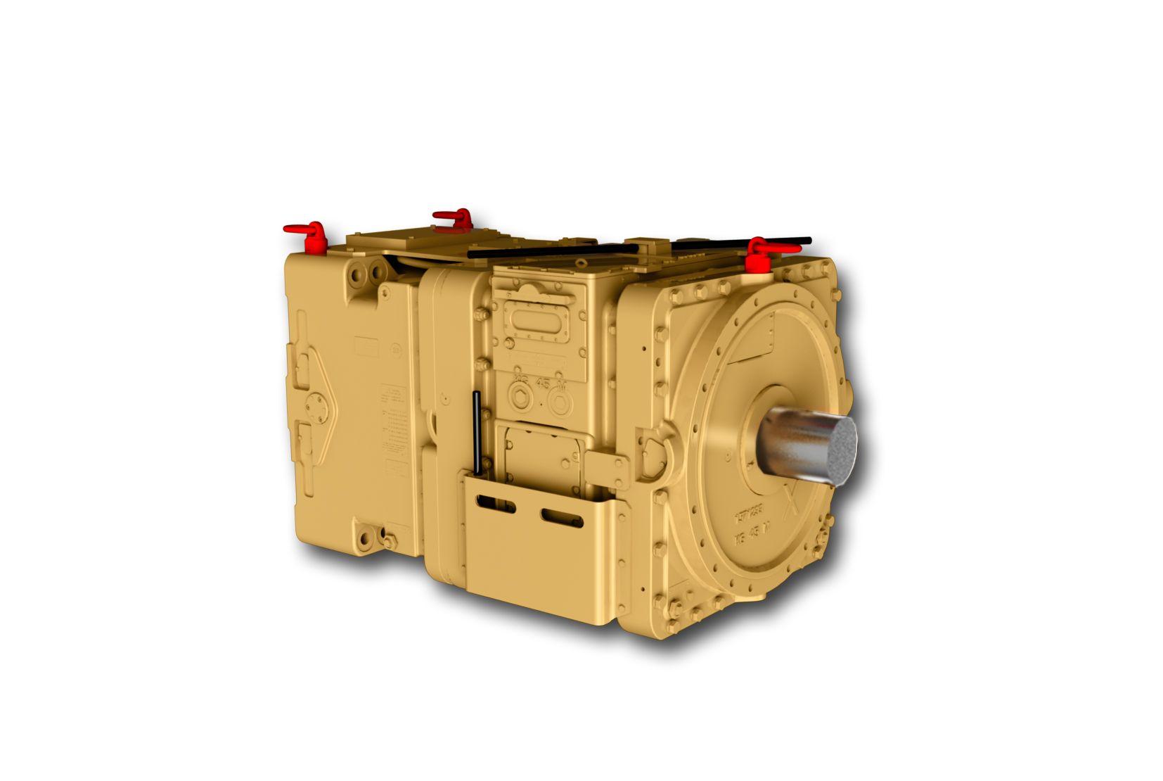 CST45 M Gearbox