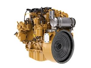 C3.4B Tier 4 Diesel Engines - Highly Regulated